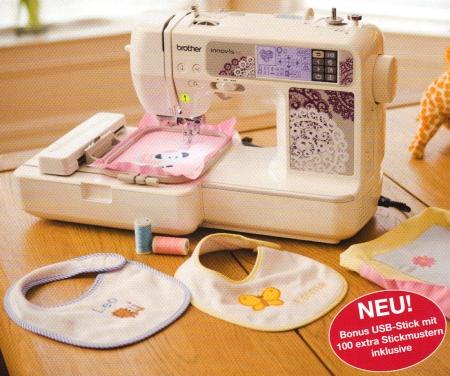 www.naehmaschinen-discounter.de brother Nähmaschine & Stickmaschine ...