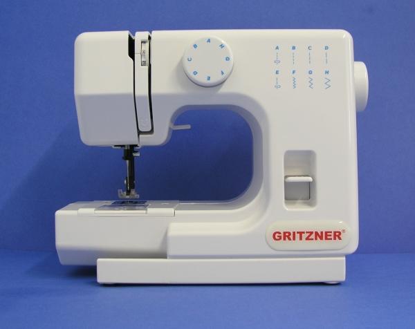 wwwnaehmaschinendiscounterde Gritzner Mini KompaktMini  -> Nähmaschine Discounter