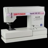 Gritzner Tipmatic 1037 DFT mit doppeltem Stofftransport