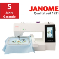 Janome Computerstickmaschine Memory Craft 500 E